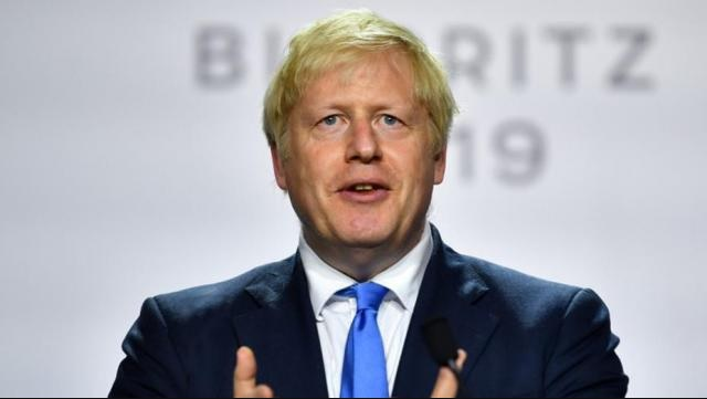 Borris Johnson