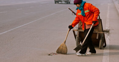 sweeper file photo