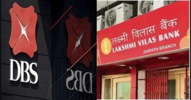 laxmi vilas bank and DBS