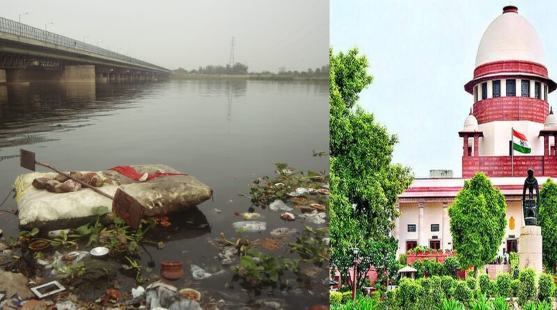 yamuna & Supreme court