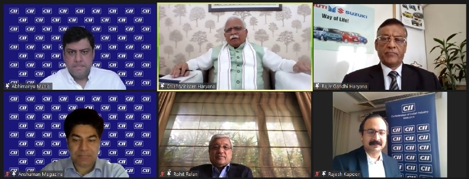 Haryana Job Reservation Act will not negatively impact the Industry: Manohar Lal, Chief Minister, Haryana